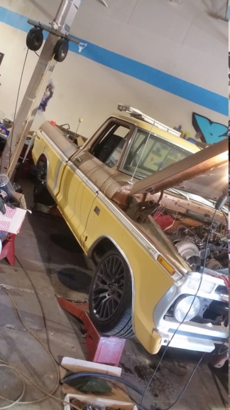 The F250 to F100 turbo project - it's alive. - Page 4 20190712