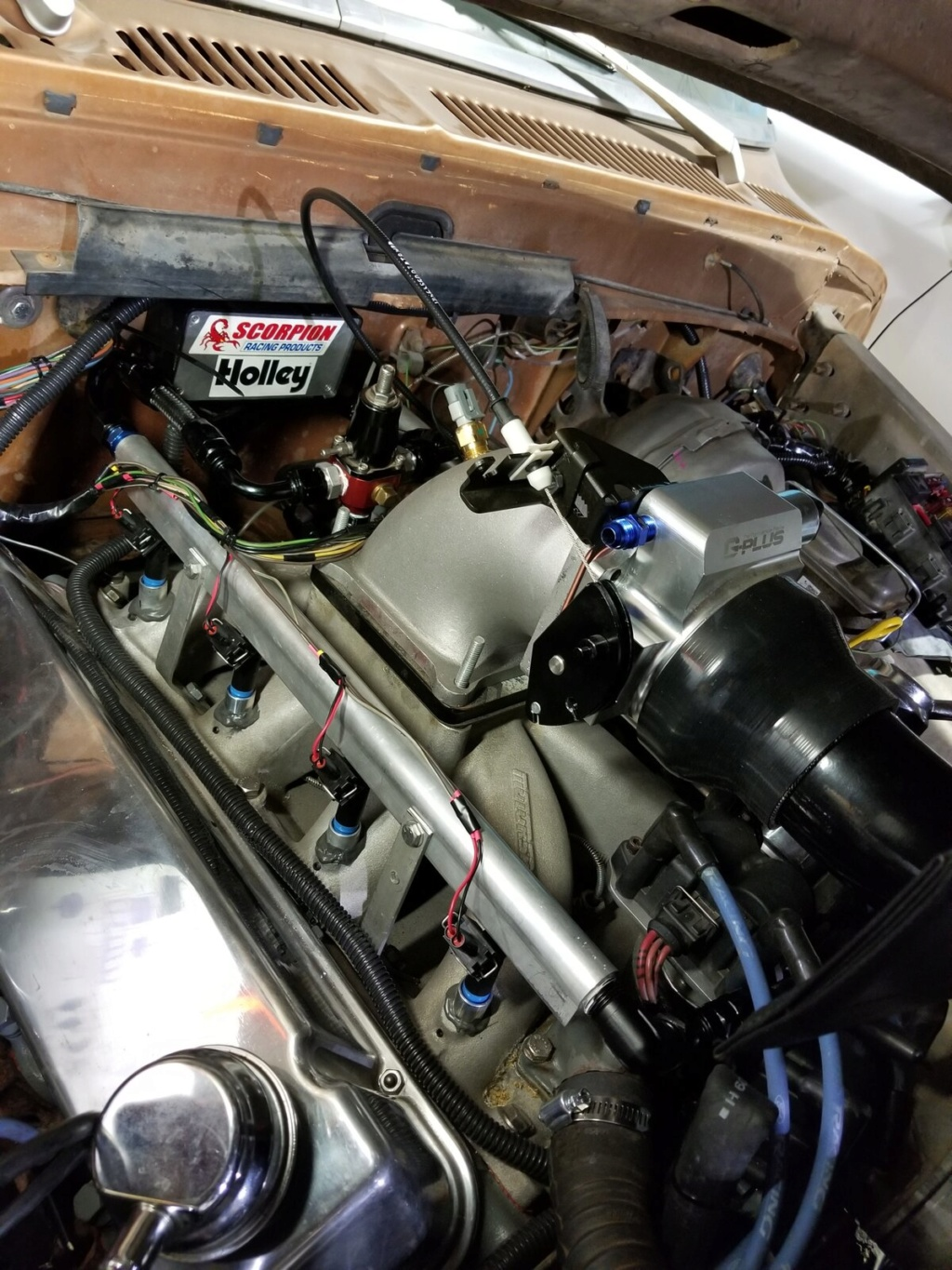 The F250 to F100 turbo project - it's alive. - Page 4 20190910