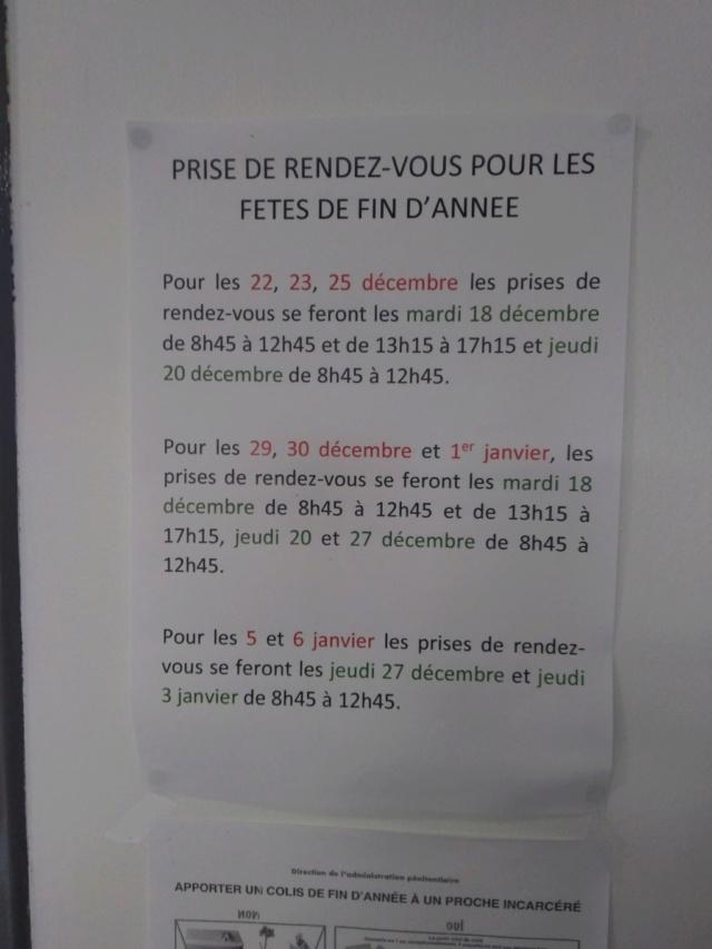 Etablissement Pénitentiaire - Centre de Détention / Joux-la-Ville - Page 2 Rdv_jo10