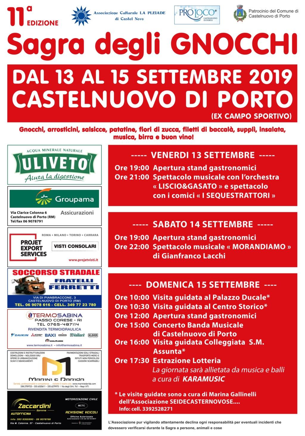 11^ SAGRA DEGLI GNOCCHI a Castelnuovo di Porto il 13, 14, 15 settembre 2019 11_sag10