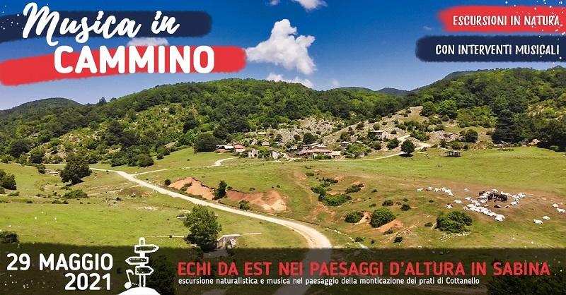 MUSICA IN CAMMINO -> Echi da Est nei paesaggi d'altura in Sabina 18850910