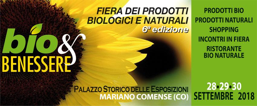 Bio & Benessere - Fiera dei prodotto biologici e naturali - 6° edizione Bioben10