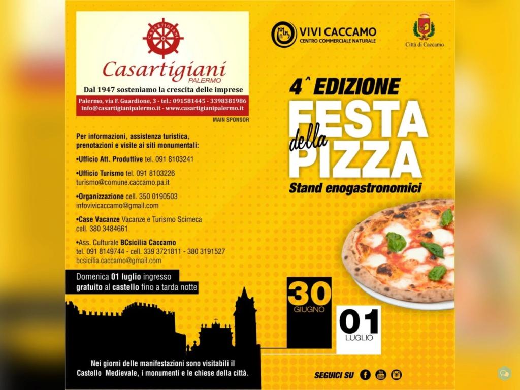 Festa della Pizza 2018 Caccan11
