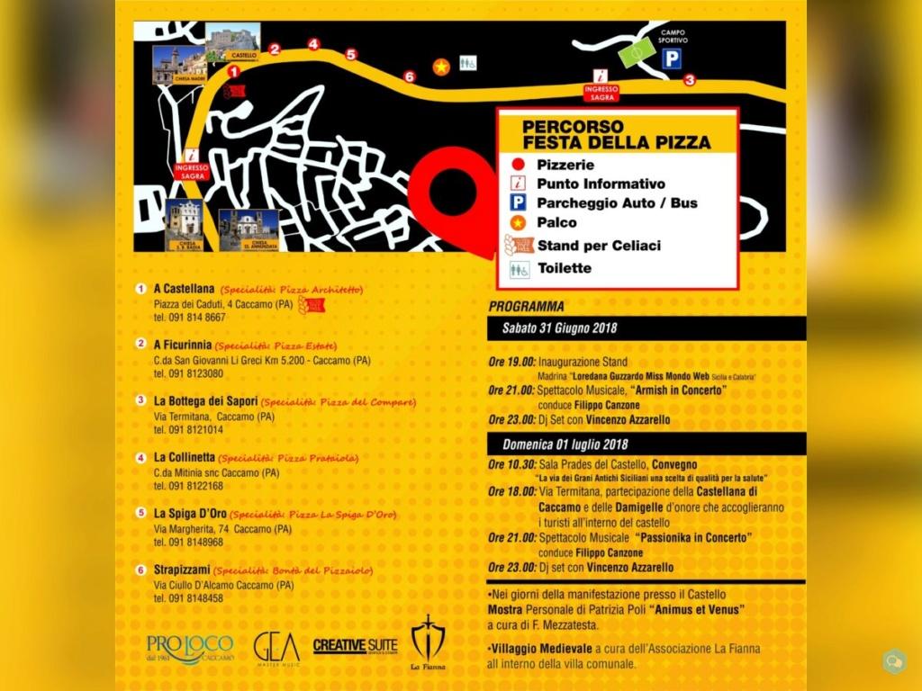 Festa della Pizza 2018 Caccan12