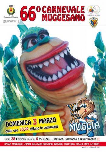 Carnevale di Muggia  - Carnevale Muggesano - dal 28 febbraio al 6 marzo Carnev10
