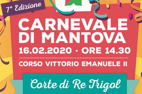 CARNEVALE RE TRIGOL CITTA' DI MANTOVA Carnev11
