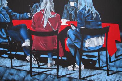 """""""2004 - 2019: 15 anni di Galleria Europa"""": mostra di pittura a Lido di Camaiore Daniel10"""