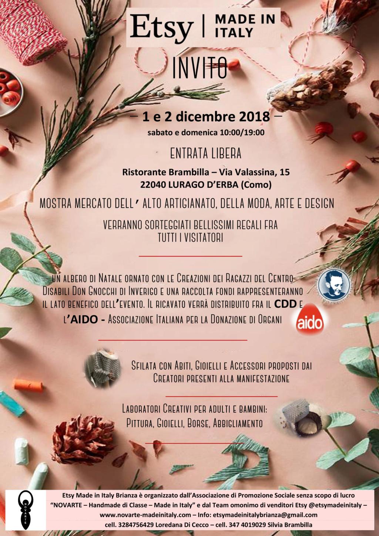 Etsy Made in Italy 2018 - Mostra mercato dell'Artigianato Etsy_m10