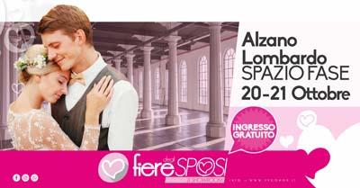 FIERA SPOSI & SHOWROOM ALZANO LOMBARDO Evento10