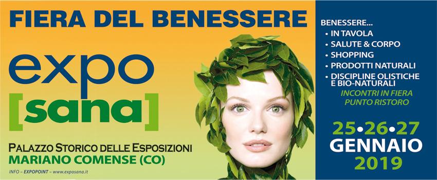EXPO SANA - Fiera del Benessere - 6° edizione Exposa10