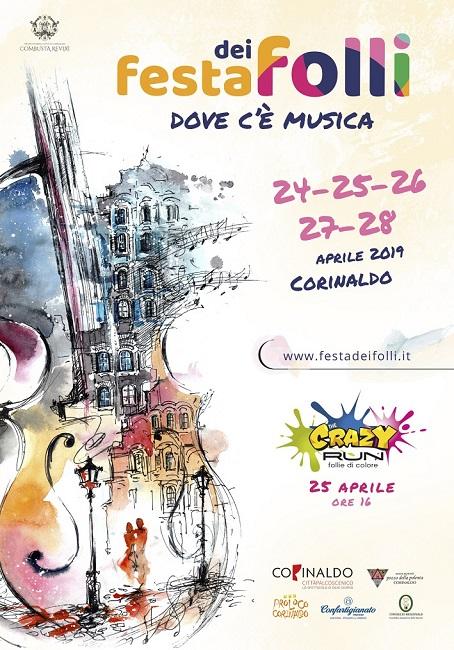 Festa dei Folli, 24-28 aprile a Corinaldo (AN) - INGRESSO LIBERO Festa_13