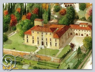 In Valdelsa. Tra ville, castelli e fattorie storiche Foto0210
