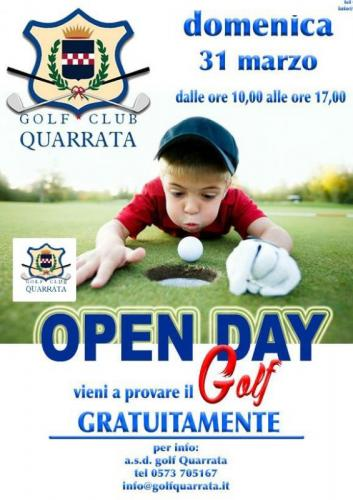 OPEN DAY - GOLF CLUB QUARRATA Golf_c10