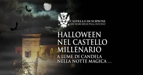 Halloween nel Castello Millenario: a lume di candela nella Notte Magica… Tra i p Image010