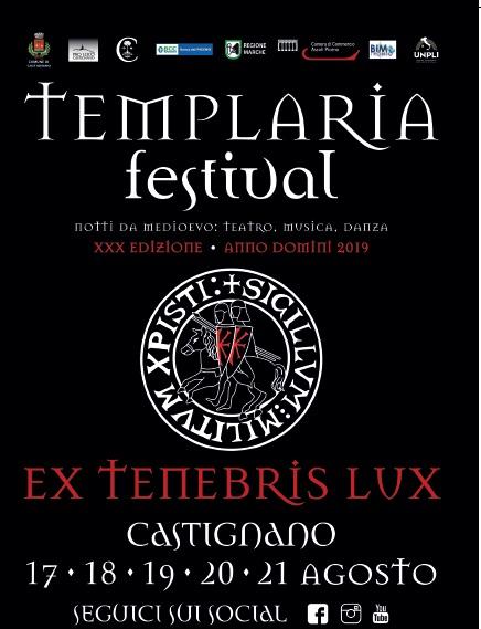 TEMPLARIA festival - Dal 17 al 21 Agosto - Castignano (AP) Immagi11