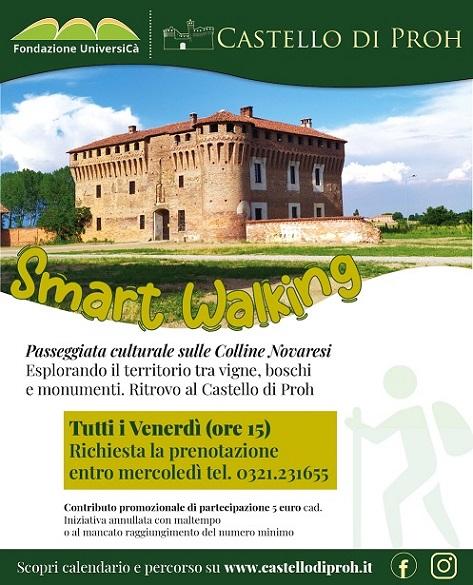 """""""SMART WALKING"""" DAL CASTELLO DI PROH Locand15"""