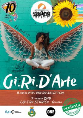 GI.RI. D'ARTE 2019 Manife11