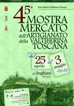 45^ MOSTRA MERCATO DELL'ARTIGIANATO DELLA VALTIBERINA TOSCANA Manife12