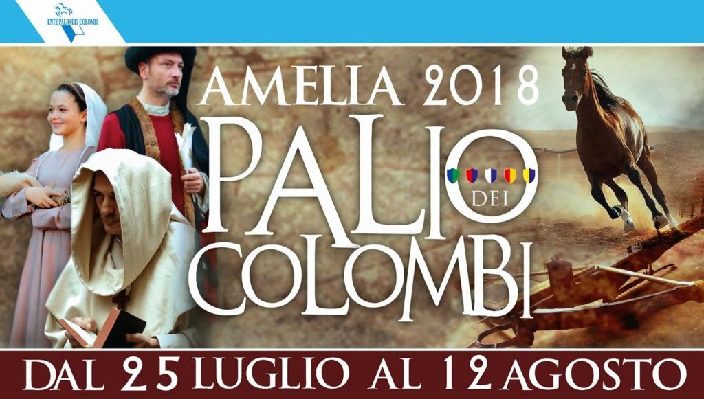 Palio dei Colombi 2018 Amelia (TR) Palio_10
