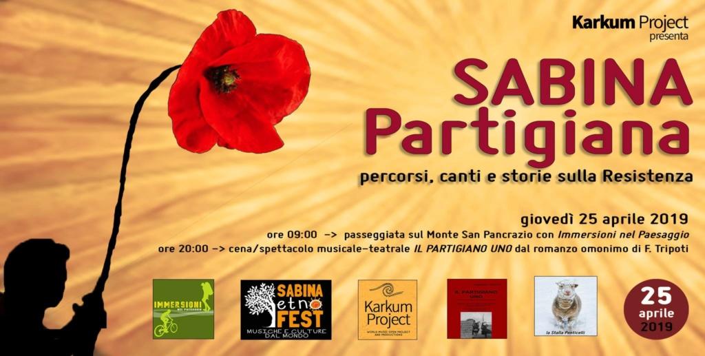 Sabina Partigiana - percorsi canti e storie sulla Resistenza Sabina10