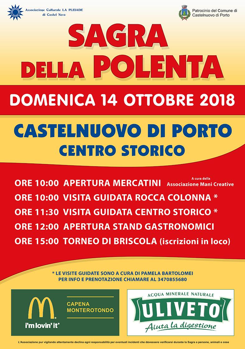 SAGRA DELLA POLENTA a Castelnuovo di Porto il 14 ottobre 201 Sagra_12