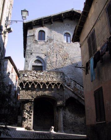 OmoGirando il centro storico di Tivoli I (sabato 19 giugno) Tivoli10
