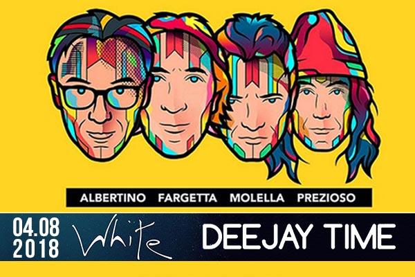 Deejay Time The Reunion al White Different Club, Corigliano Rossano (CS) White-10