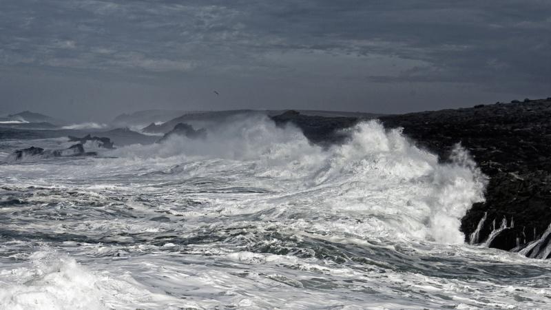 Mer démontée sur la Côte Sauvage Mer_de10
