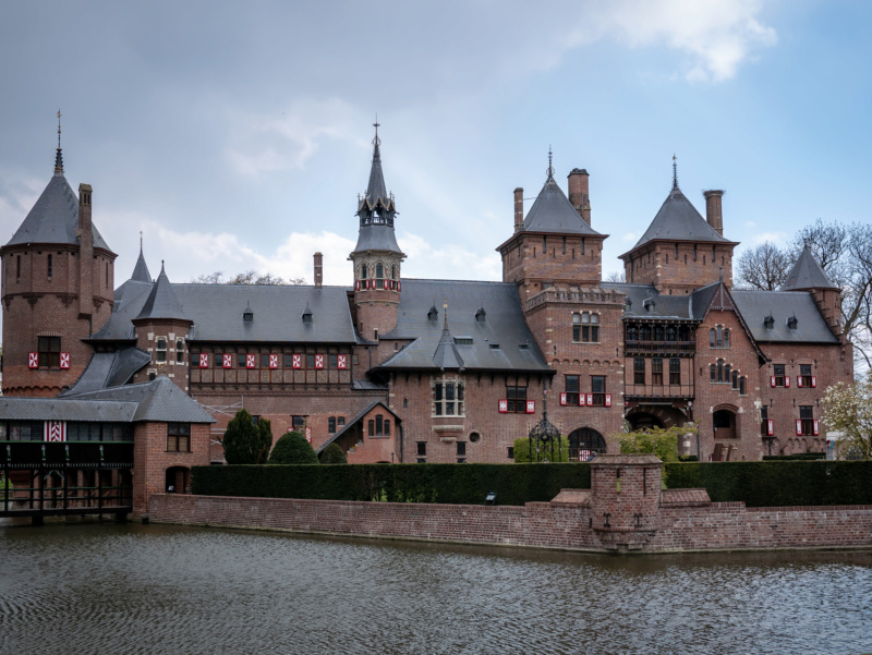Chateau de Haar P1180410