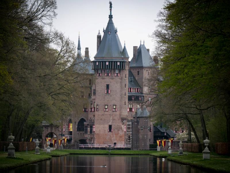 Chateau de Haar P1180421
