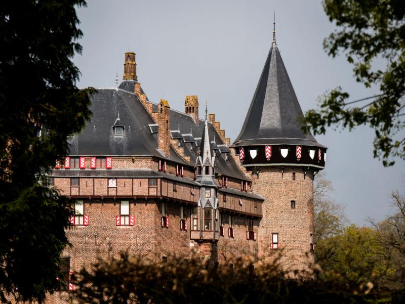 Chateau de Haar P1180510