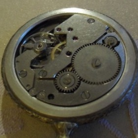 Ma montre de poche de ma «deuxième période de vie»... Sam_2811
