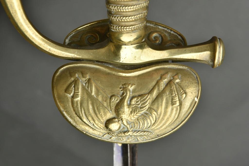 Trois épées de la gendarmerie 2650_114