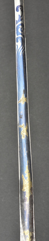 Trois épées de la gendarmerie 2650_117