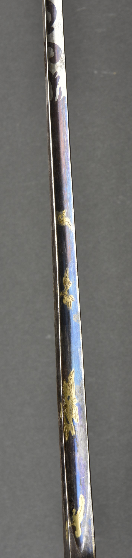 Trois épées de la gendarmerie 2650_118