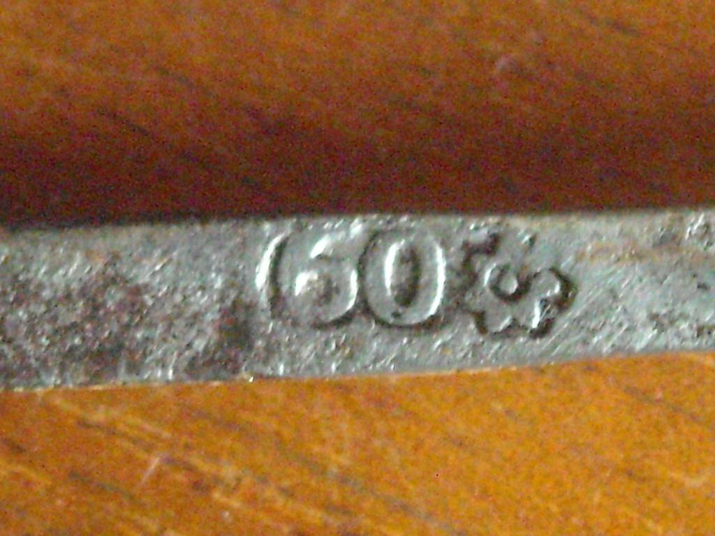 Épée d'un officier supérieur modèle en 1767 Dscn0215
