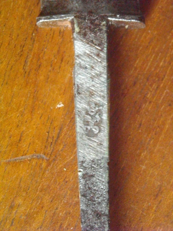 Épée d'un officier supérieur modèle en 1767 Dscn0221