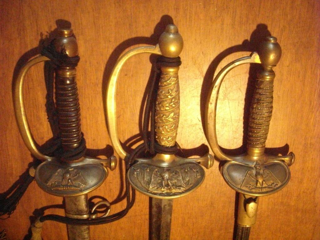 Le point sur les épées de gendarmerie : épées de sous-officier Dscn0282