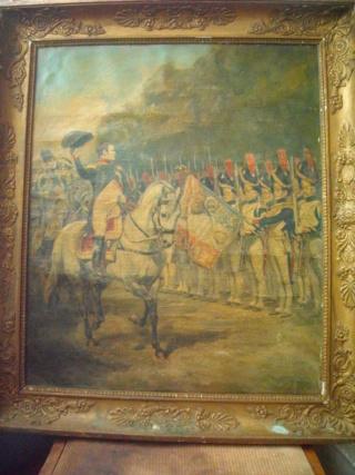 """""""La Revue, 1810"""" Jean-Baptiste-Edouard Detaille Dscn0656"""