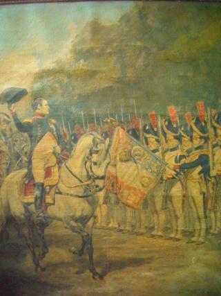 """""""La Revue, 1810"""" Jean-Baptiste-Edouard Detaille Dscn0658"""