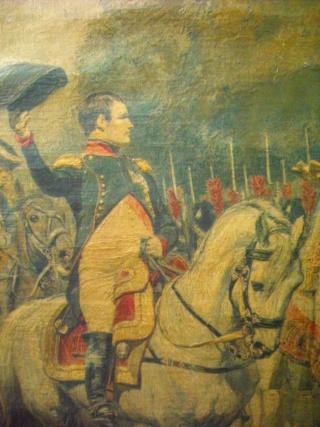 """""""La Revue, 1810"""" Jean-Baptiste-Edouard Detaille Dscn0659"""