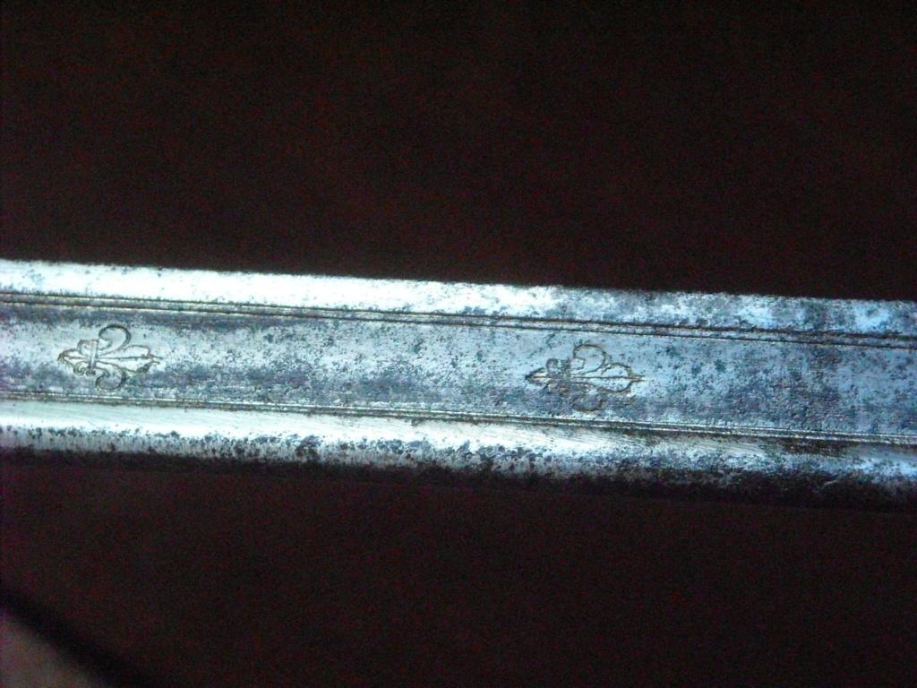 l'épée de l'échantillon de 1816 Dscn1038