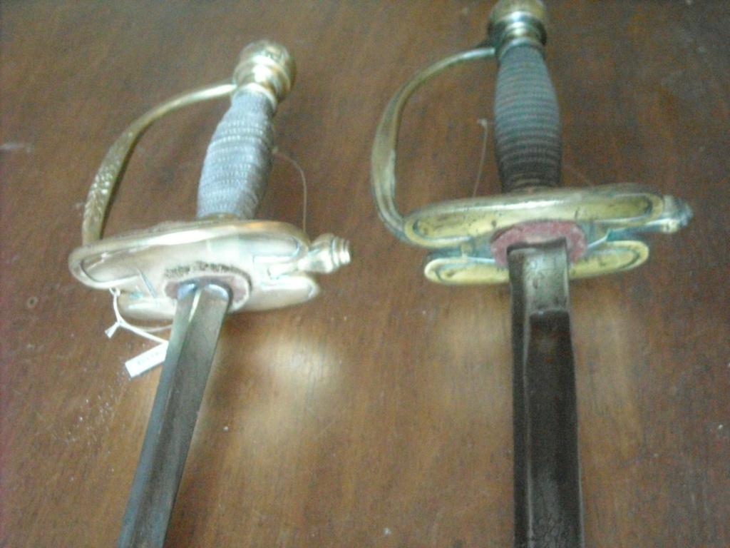 Le point sur les épées  de gendarmerie : épées d'officier Dscn2119