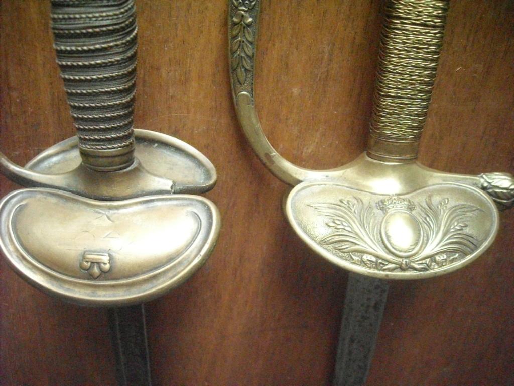 Le point sur les épées  de gendarmerie : épées d'officier Dscn2130