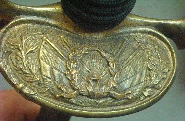 Epée d'officier de Marine au modèle 1837/1870 modifié1902 Image027
