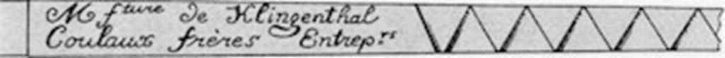Sabre briquet de Chasseur à pied de la Garde Consulaire (puis Impériale) - Page 3 Image051