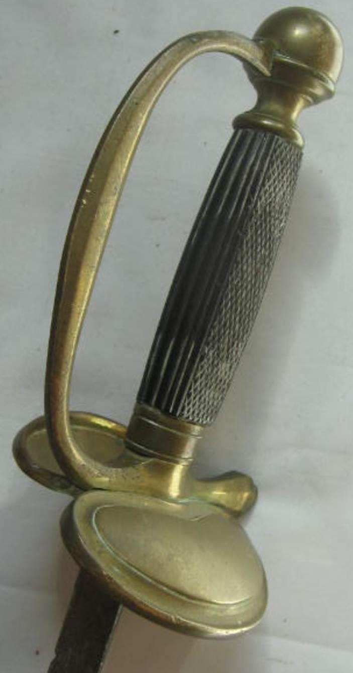 l'épée de l'échantillon de 1816 Image064