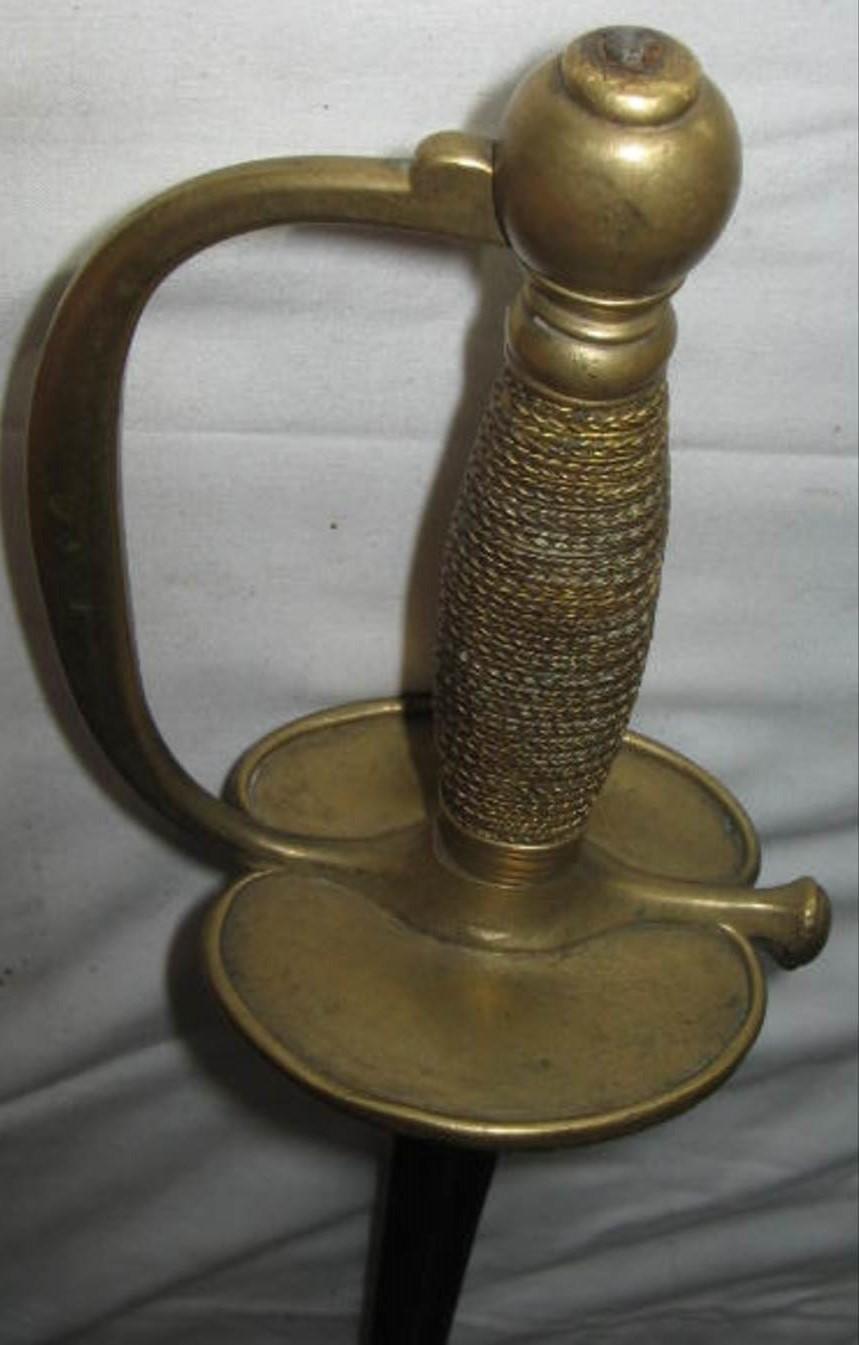 l'épée de l'échantillon de 1816 Image072