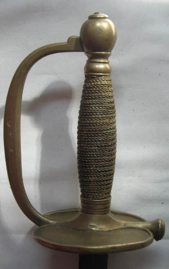 l'épée de l'échantillon de 1816 Image073