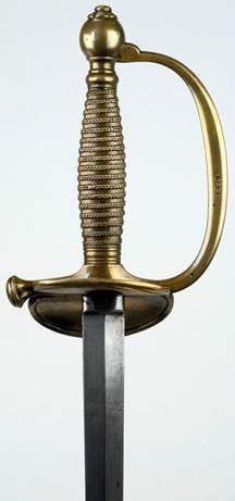 Trois épées de la gendarmerie Image115